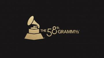 Grammy 2016 logo