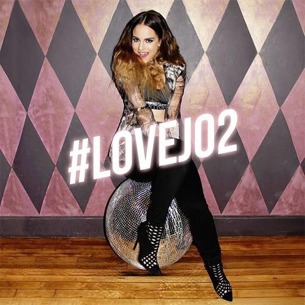 jojo lovejo2 600x600 - JoJo - #LoveJo2 (EP)