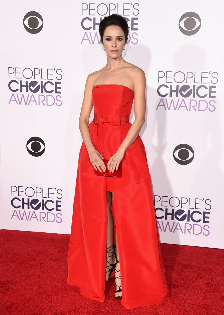 Abigail Spencer - People's Choice Awards 2016: фотографии
