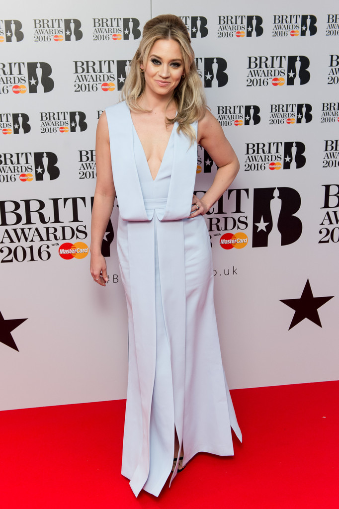 Список номинантов BRIT Awards 2016