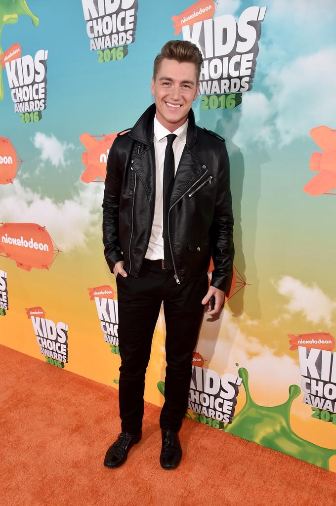 "Aleksej Vorobev - В Лос-Анджелесе состоялась ""Nickelodeon Kids' Choice Awards 2016"""