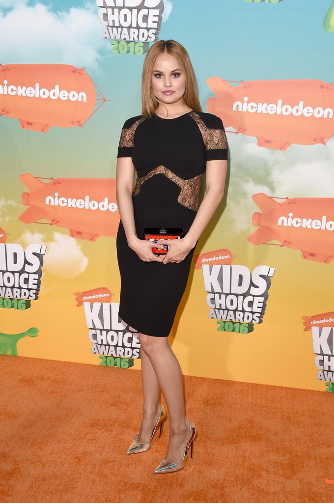 "Debby Ryan - В Лос-Анджелесе состоялась ""Nickelodeon Kids' Choice Awards 2016"""