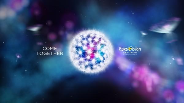 """Eurovision 2016 logo 600x337 - РЕЗУЛЬТАТЫ ОПРОСА: Фавориты второго полуфинала """"Евровидения-2016"""""""