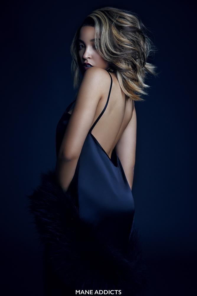 """Tinashe Elle 01 - Фото: Тинаше для журнала """"ELLE"""""""