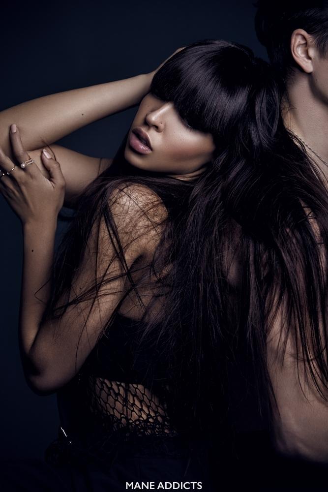 """Tinashe Elle 03 - Фото: Тинаше для журнала """"ELLE"""""""