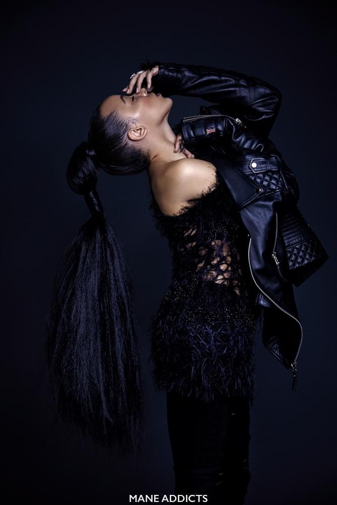 """Tinashe Elle 07 - Фото: Тинаше для журнала """"ELLE"""""""