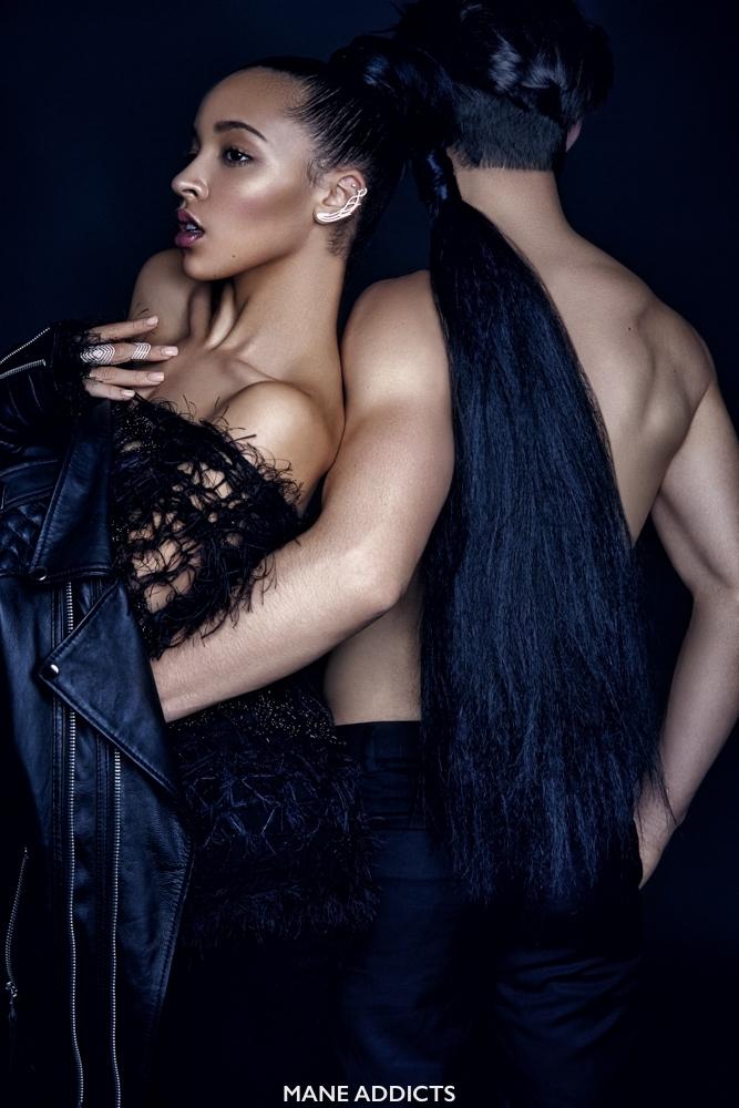 """Tinashe Elle 08 - Фото: Тинаше для журнала """"ELLE"""""""
