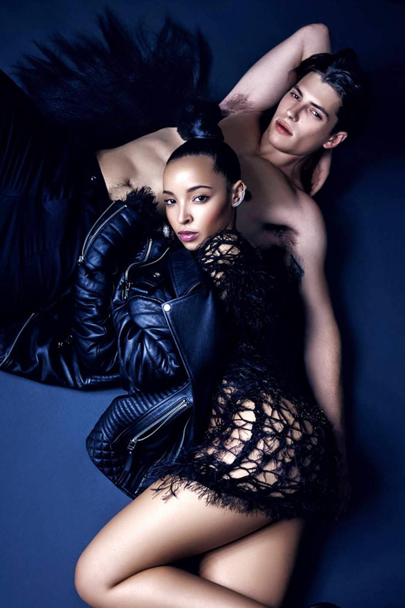 """Tinashe Elle 09 - Фото: Тинаше для журнала """"ELLE"""""""