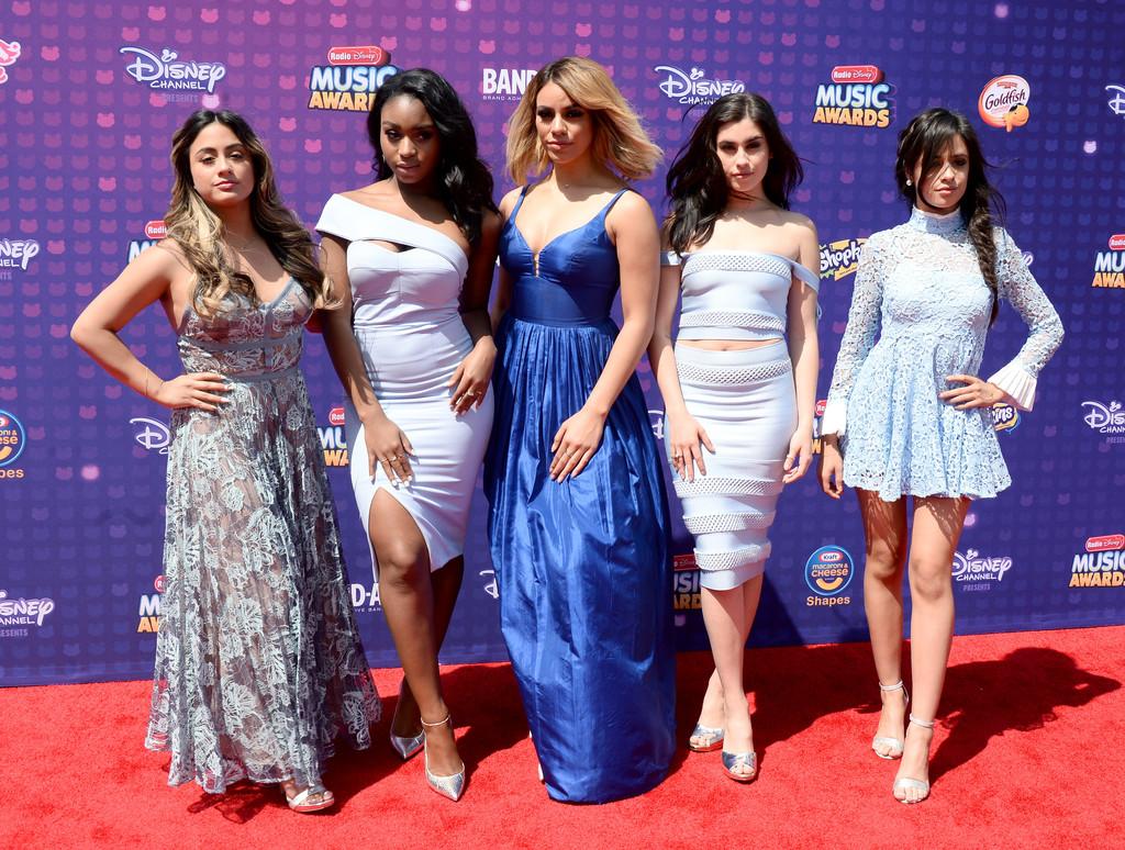"Fifth Harmony - В Лос-Анджелесе прошла премия ""Radio Disney Music Awards 2016"""