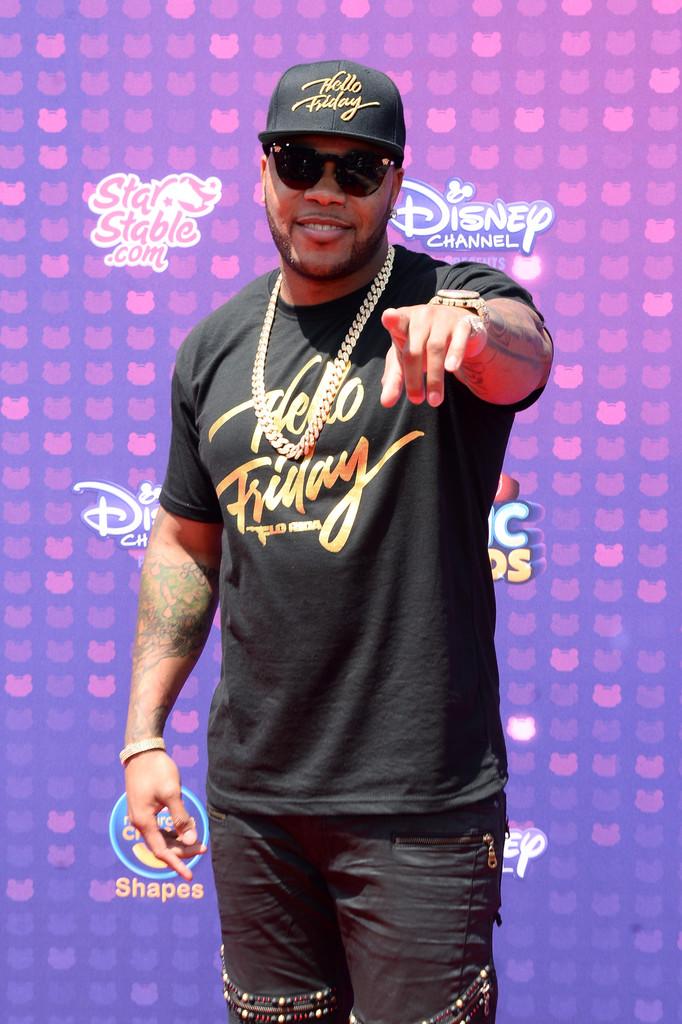 "Flo Rida - В Лос-Анджелесе прошла премия ""Radio Disney Music Awards 2016"""