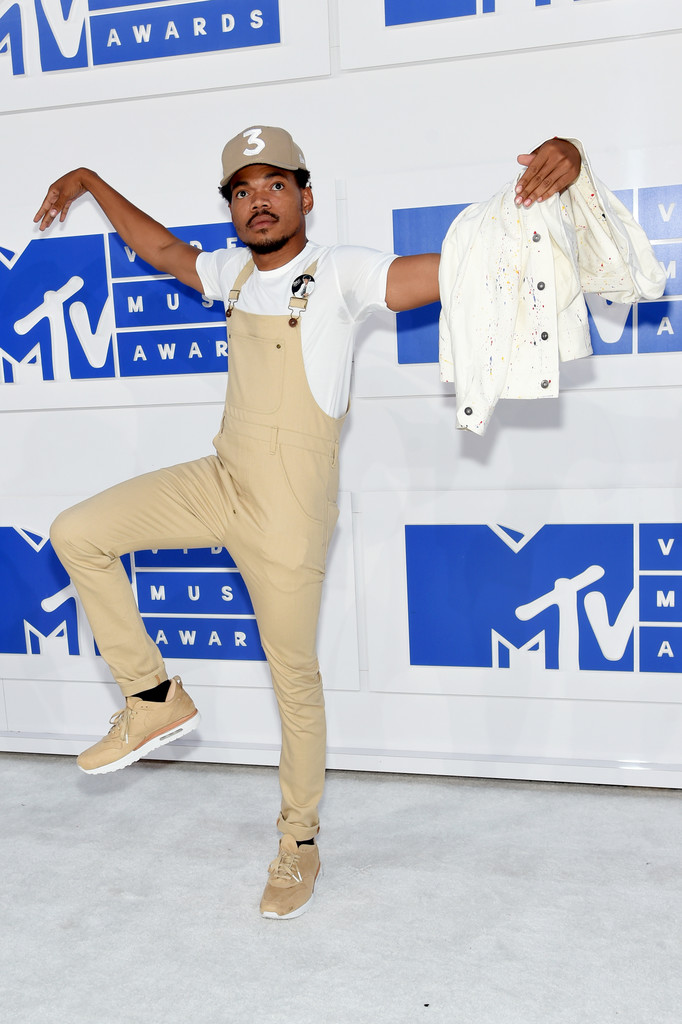 Chance the Rapper - MTV Video Music Awards 2016: Фотографии
