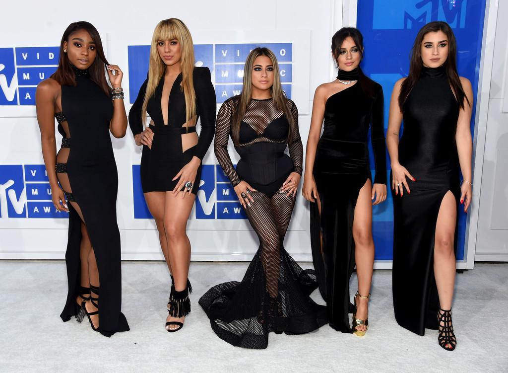 Fifth Harmony - MTV Video Music Awards 2016: Фотографии