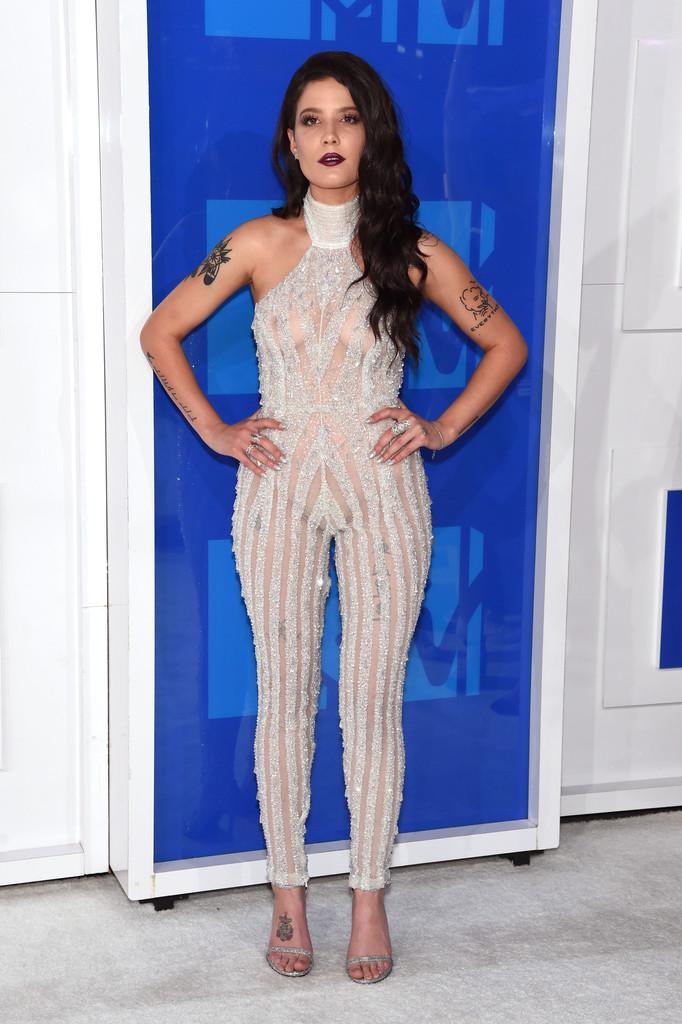 Halsey - MTV Video Music Awards 2016: Фотографии