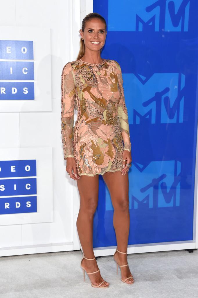 Heidi Klum - MTV Video Music Awards 2016: Фотографии