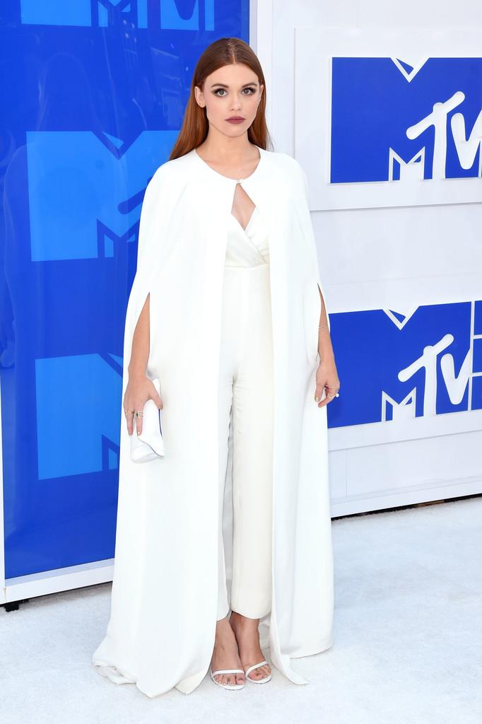 Holland Roden - MTV Video Music Awards 2016: Фотографии