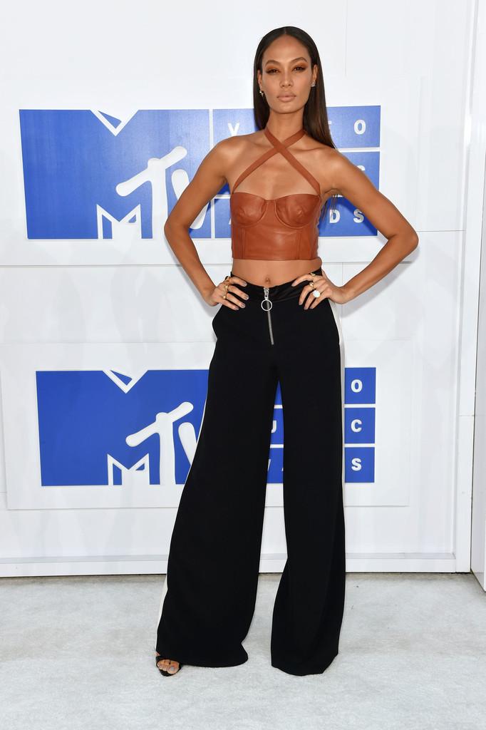Joan Smalls - MTV Video Music Awards 2016: Фотографии