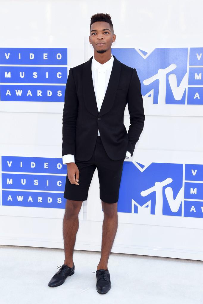 Kingsley - MTV Video Music Awards 2016: Фотографии