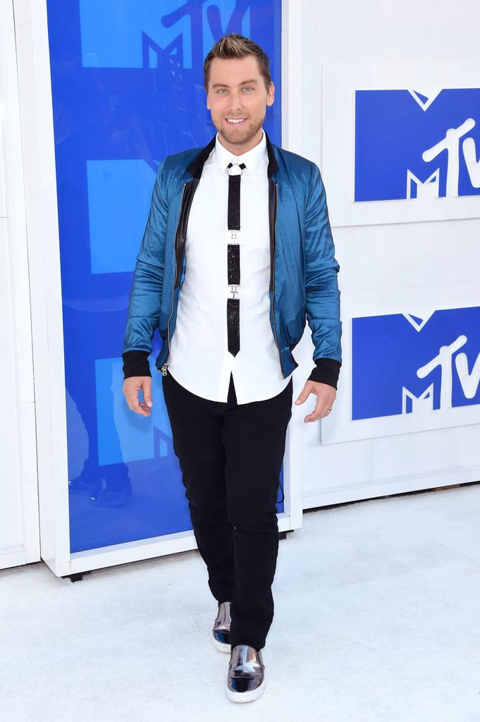 Lance Bass - MTV Video Music Awards 2016: Фотографии