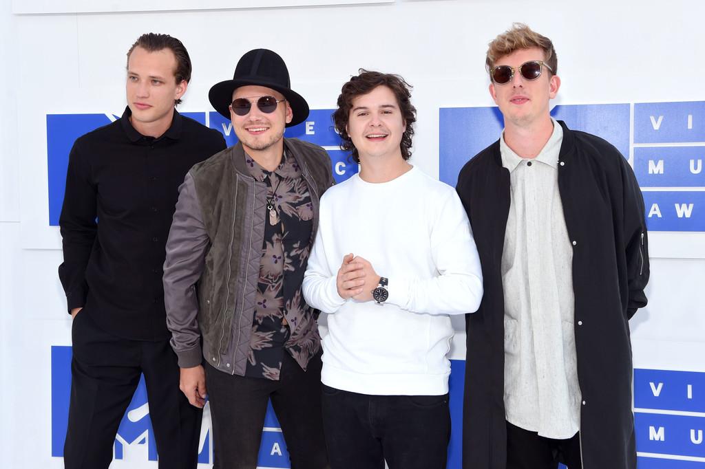 Lukas Graham - MTV Video Music Awards 2016: Фотографии