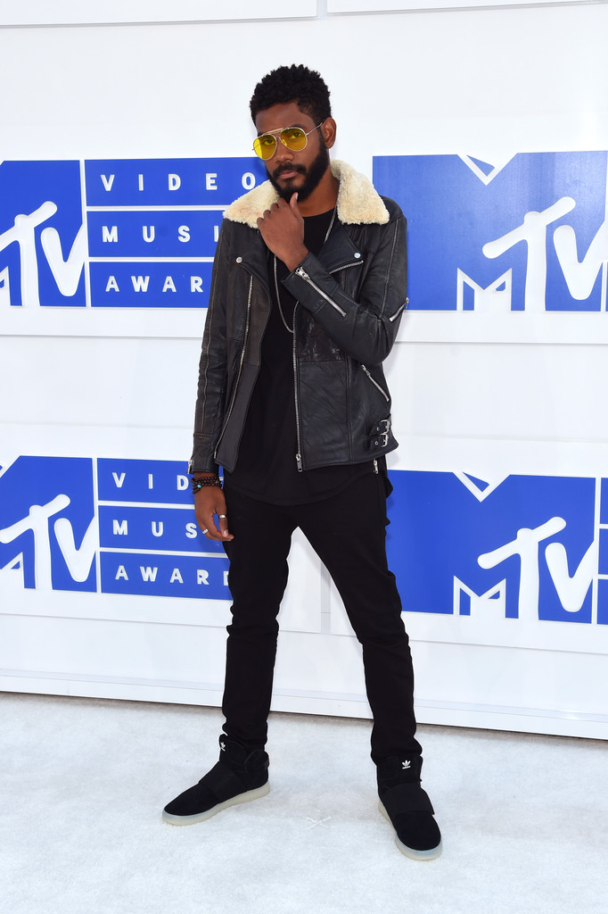 Myke Wright - MTV Video Music Awards 2016: Фотографии