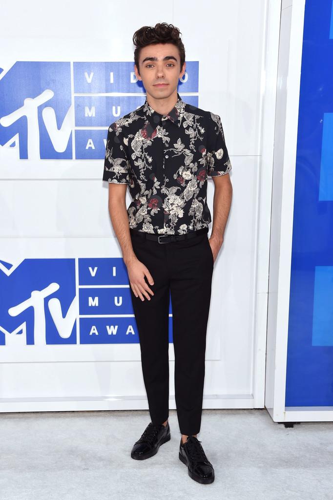 Nathan Sykes - MTV Video Music Awards 2016: Фотографии