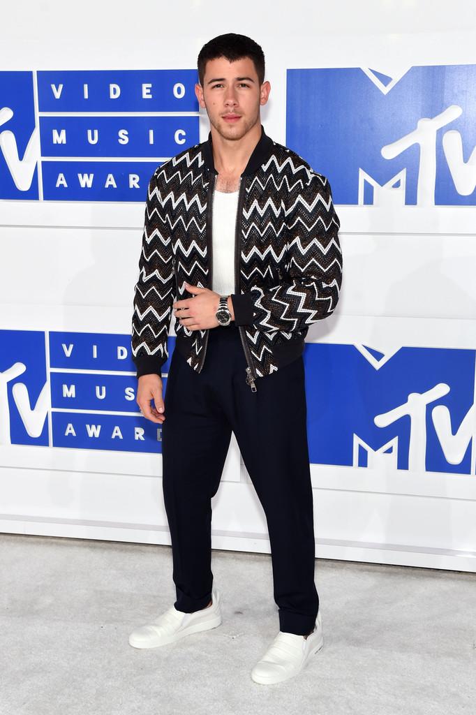 Nick Jonas - MTV Video Music Awards 2016: Фотографии