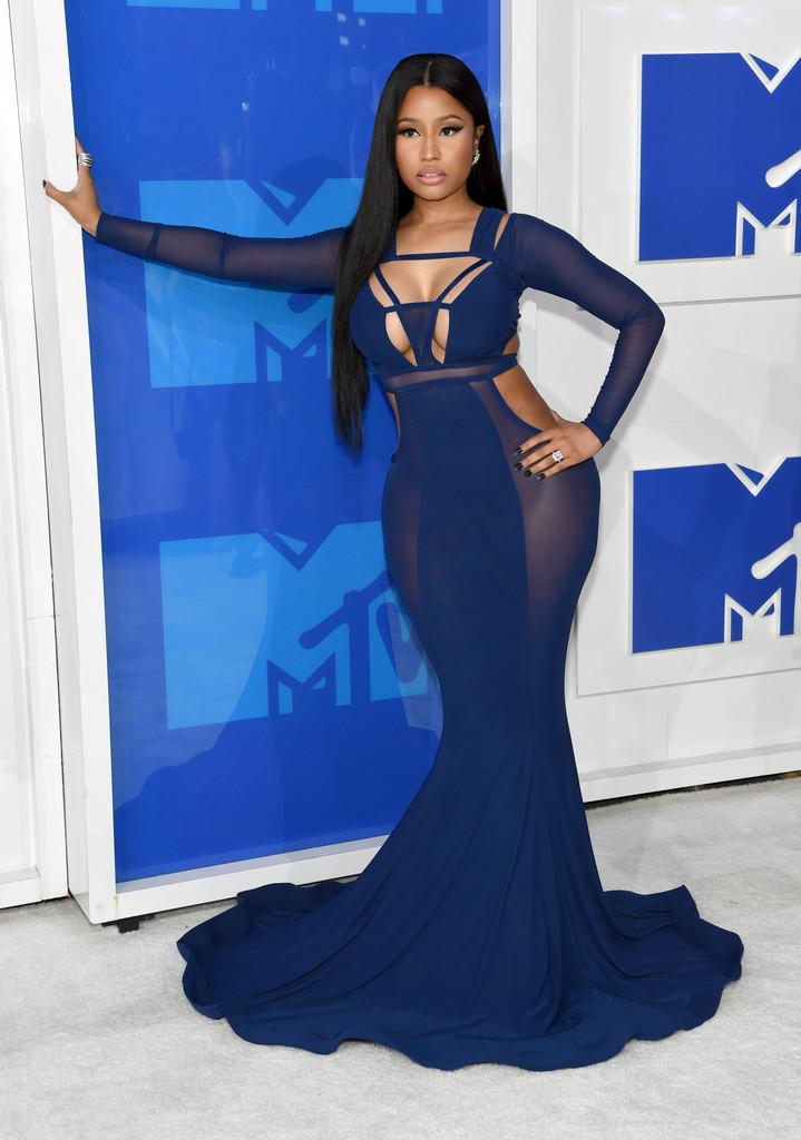 Nicki Minaj - MTV Video Music Awards 2016: Фотографии