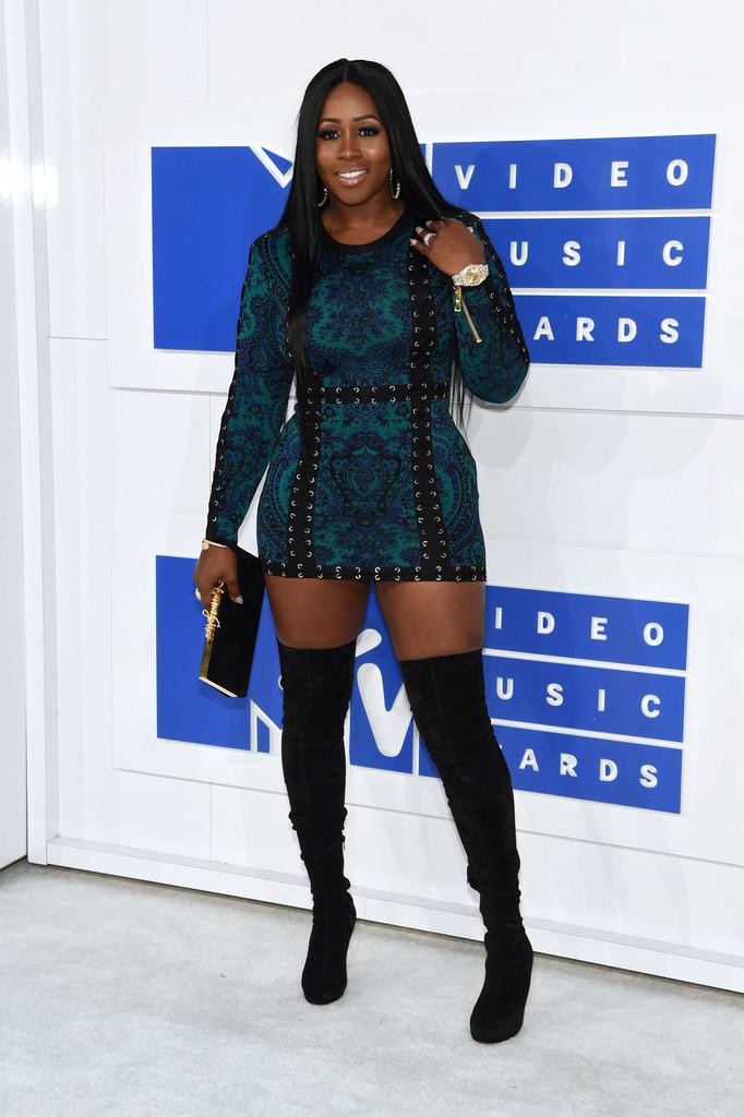 Remy Ma - MTV Video Music Awards 2016: Фотографии