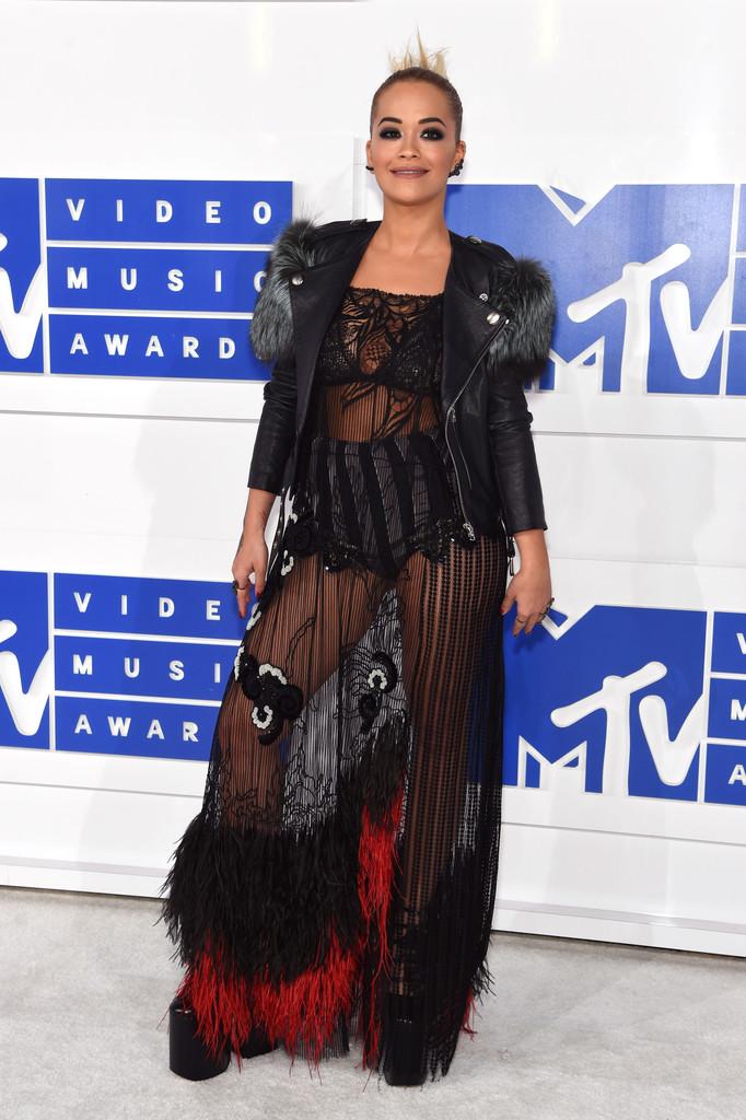 Rita Ora - MTV Video Music Awards 2016: Фотографии