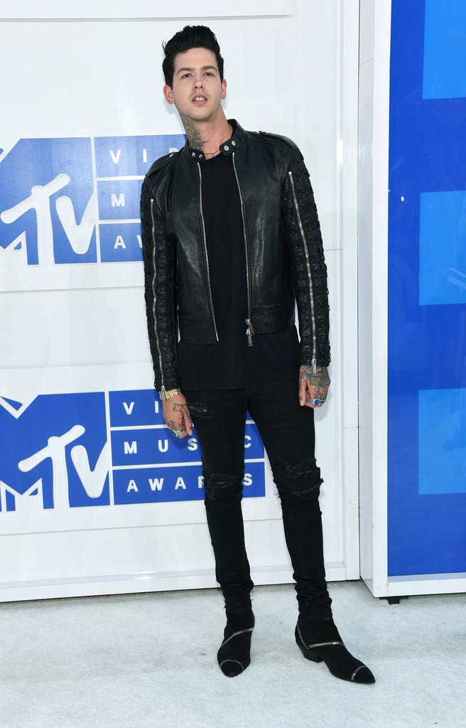 Travis Mills - MTV Video Music Awards 2016: Фотографии