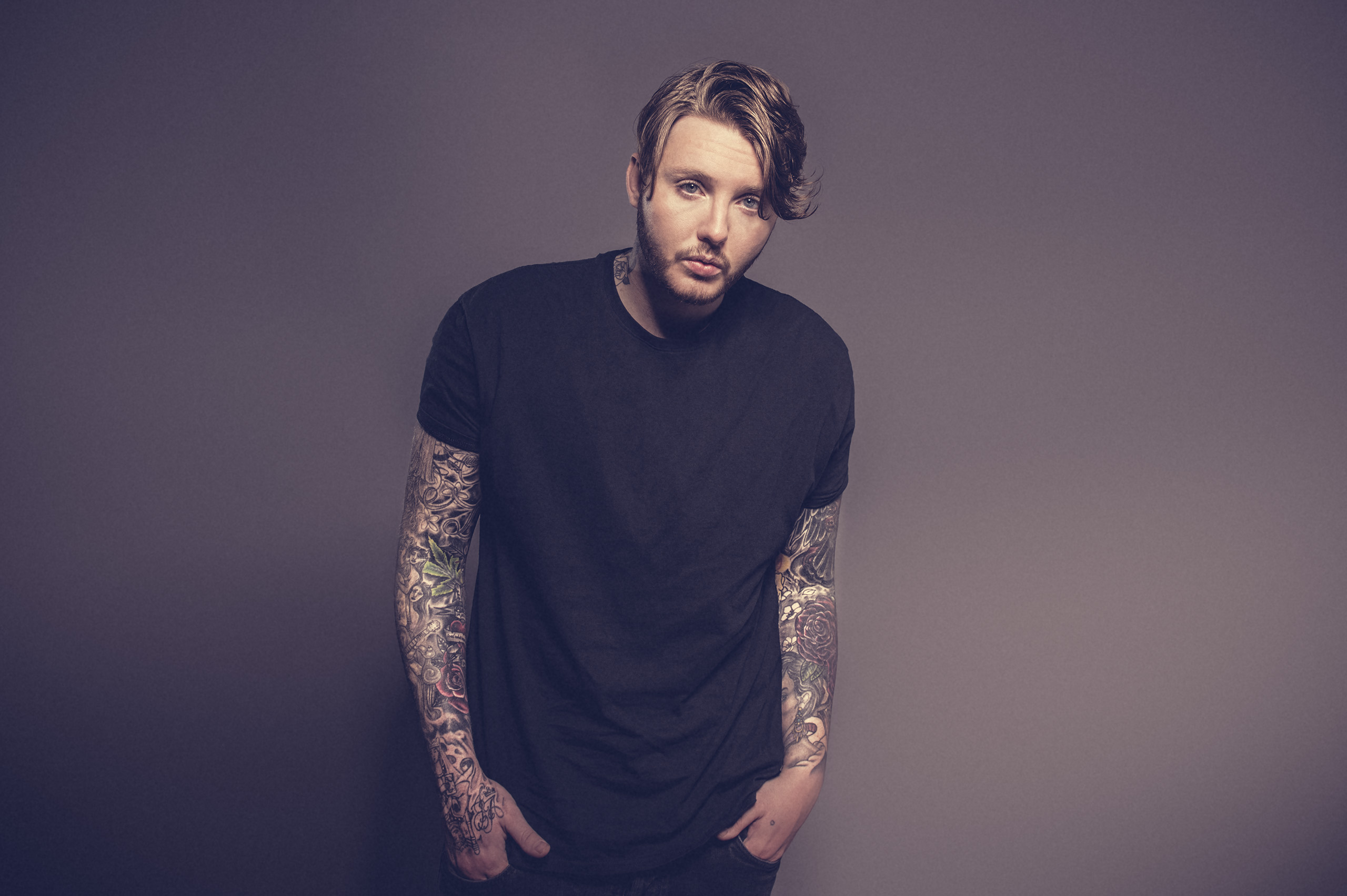 James arthur recovery cover