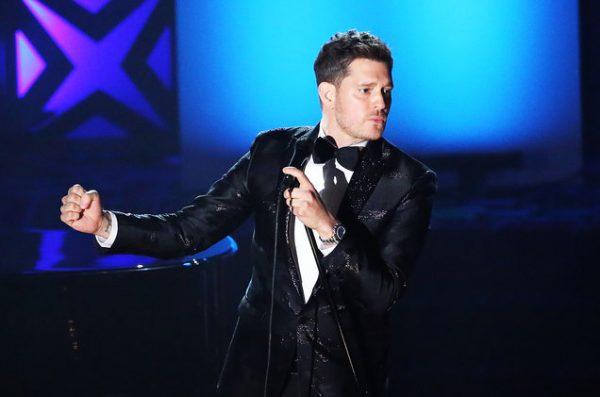 Michael Buble 600x397 - Майкл Бубле проведет BRIT Awards 2017