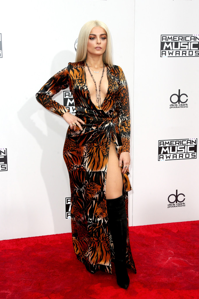 Bebe Rexha 1 - American Music Awards 2016: фотографии