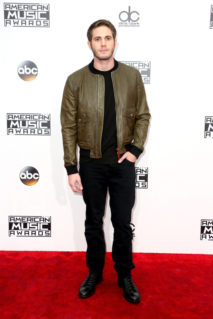 Blake Jenner - American Music Awards 2016: фотографии