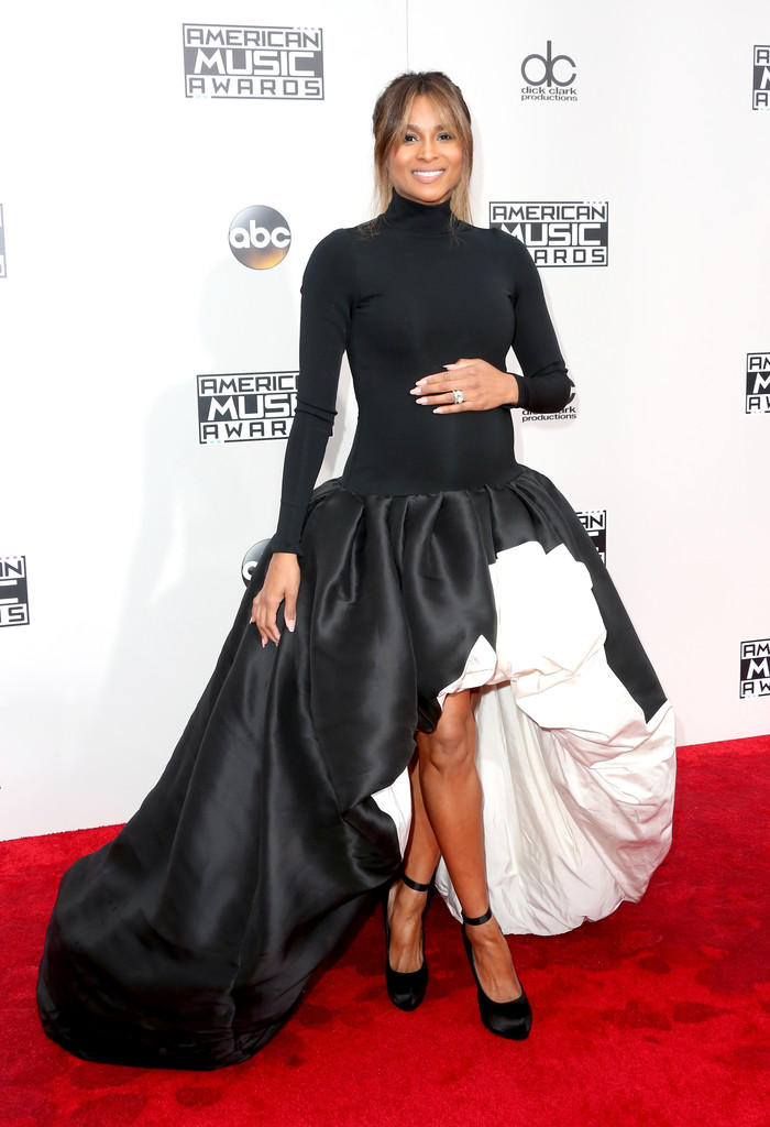 Ciara - American Music Awards 2016: фотографии