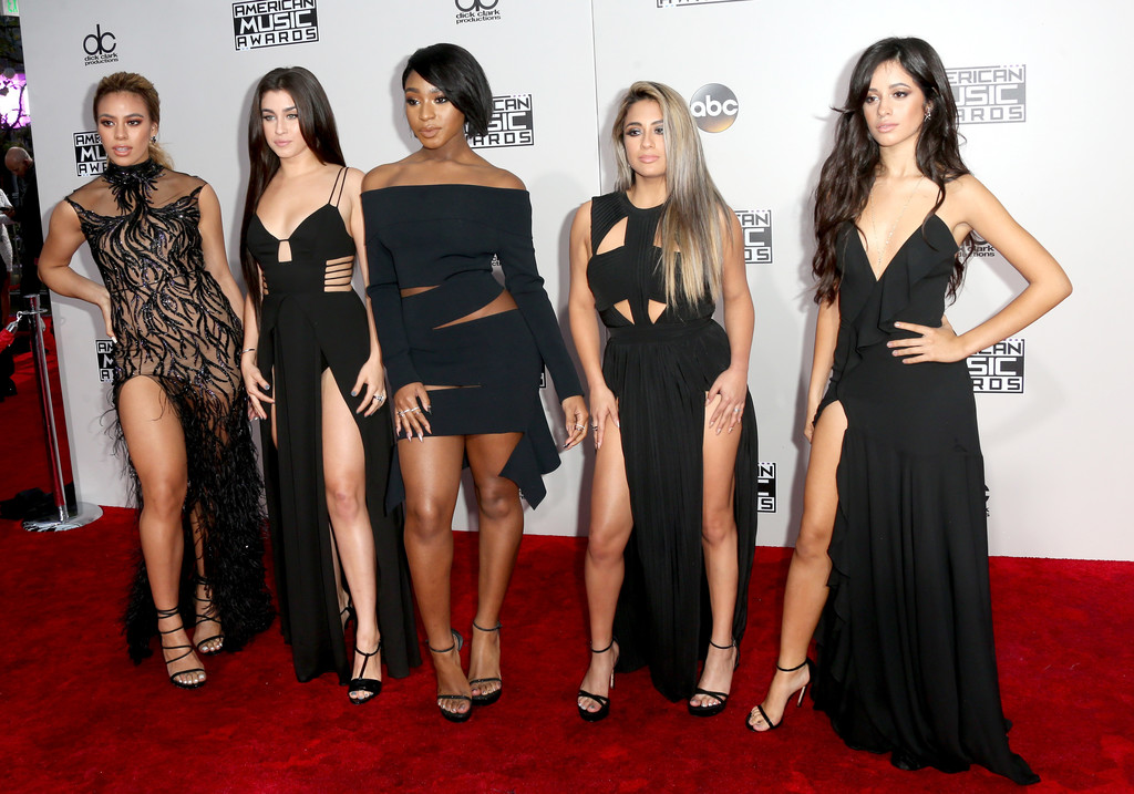 Fifth Harmony - American Music Awards 2016: фотографии