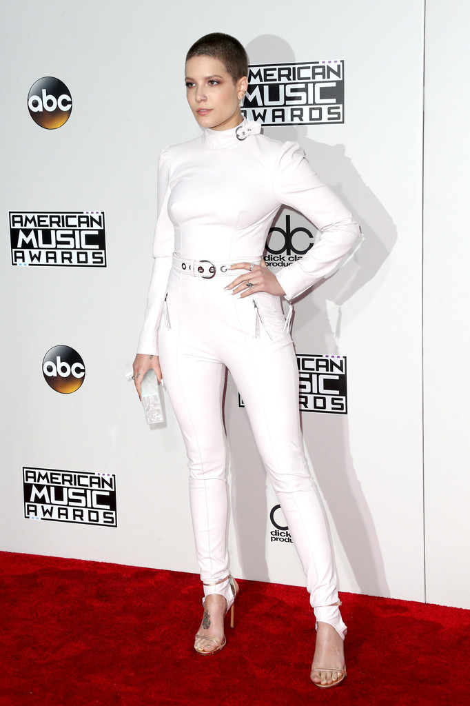 Halsey - American Music Awards 2016: фотографии
