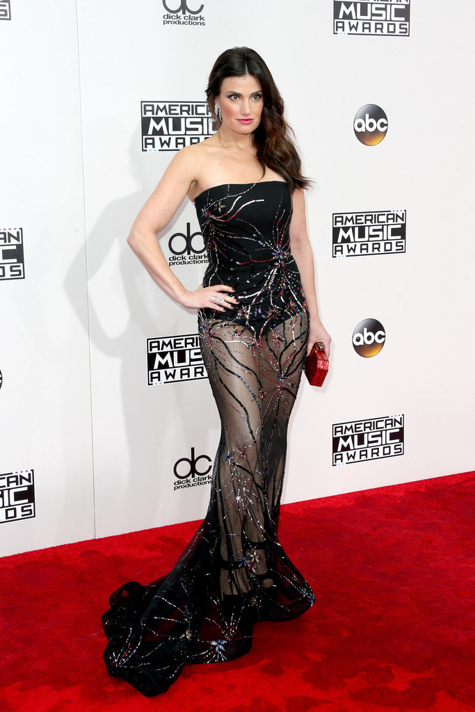 Idina Menzel - American Music Awards 2016: фотографии