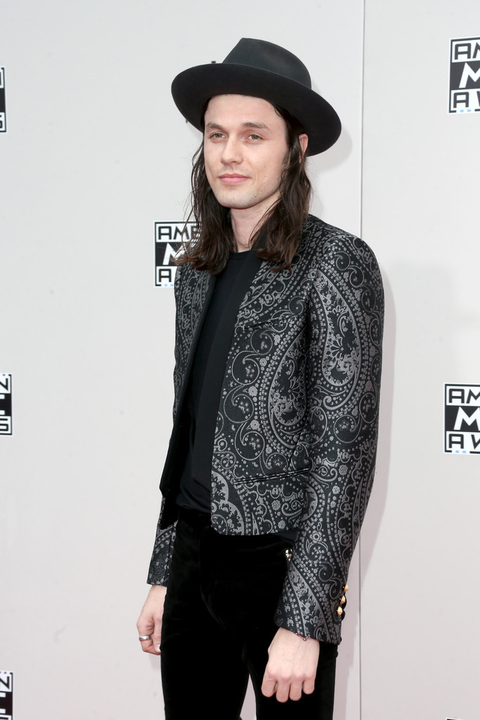 James Bay - American Music Awards 2016: фотографии