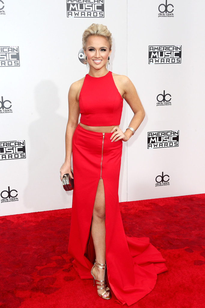 Janine Shields - American Music Awards 2016: фотографии