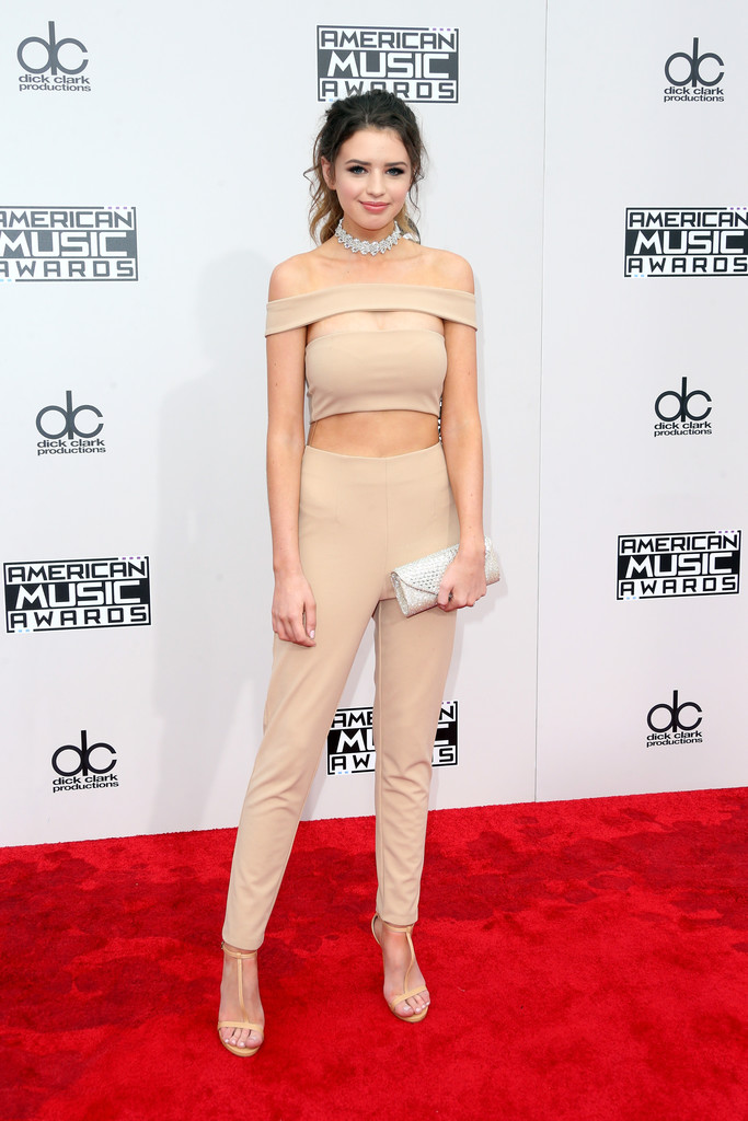 Jess Bauer - American Music Awards 2016: фотографии