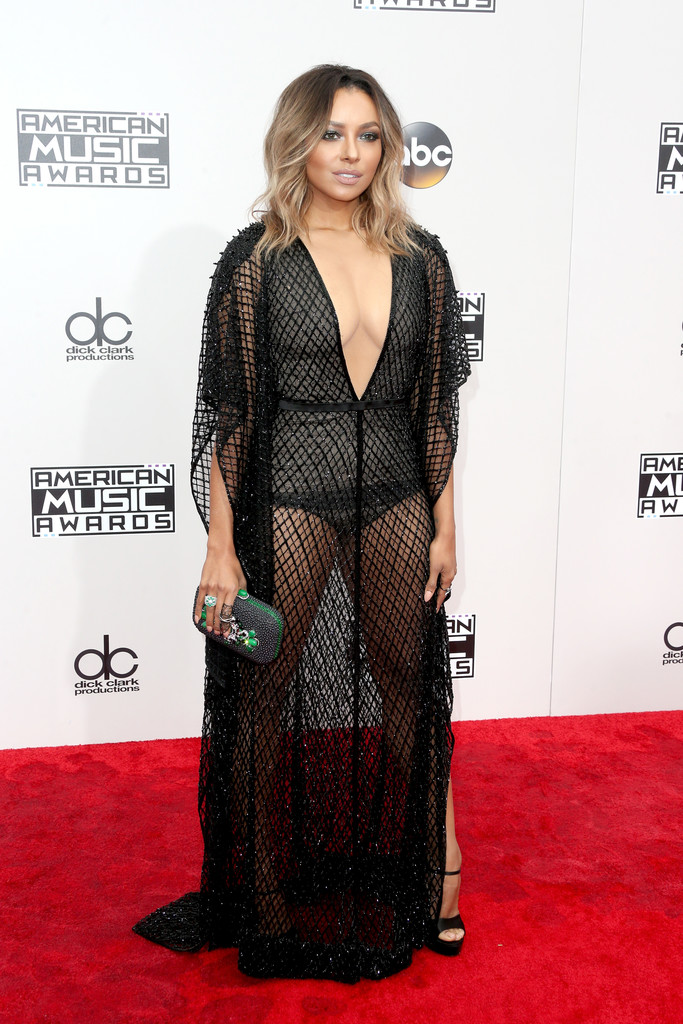 Kat Graham - American Music Awards 2016: фотографии