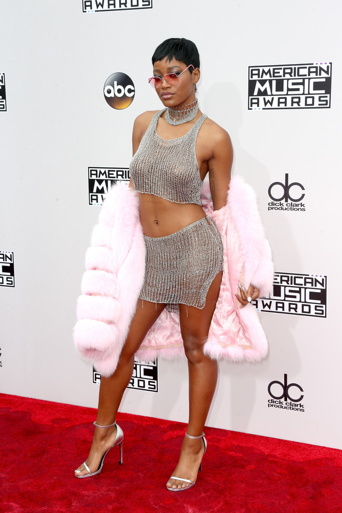Keke Palmer - American Music Awards 2016: фотографии