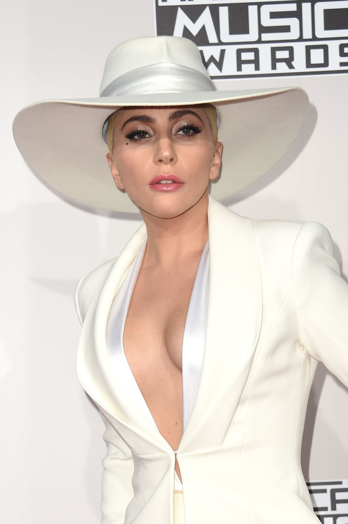 Lady Gaga 1 - American Music Awards 2016: фотографии