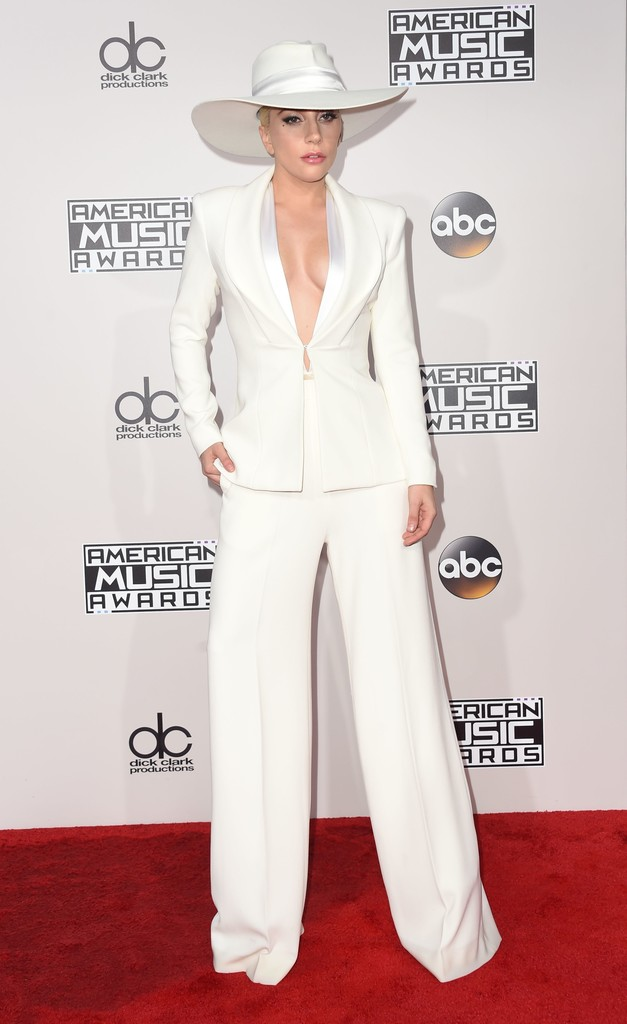 Lady Gaga 2 - American Music Awards 2016: фотографии