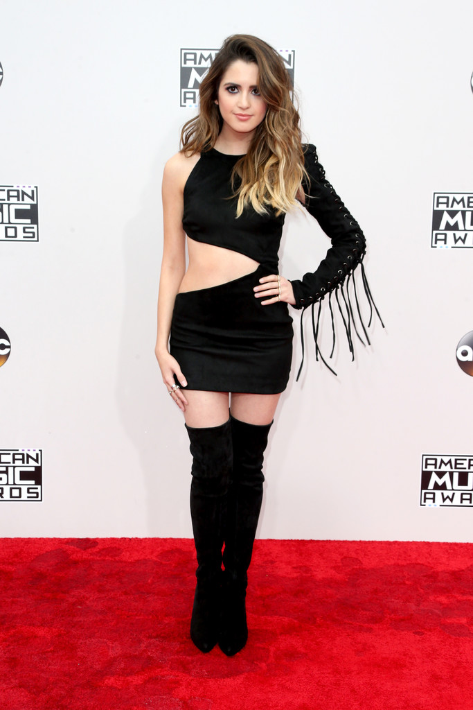 Laura Marano - American Music Awards 2016: фотографии