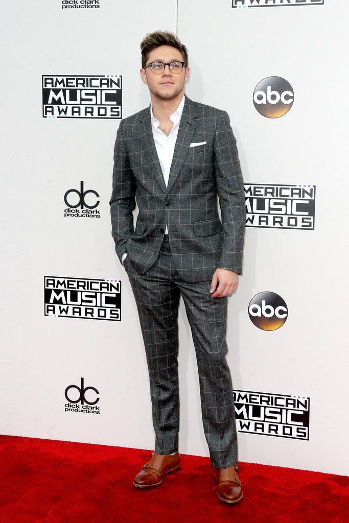 Niall Horan - American Music Awards 2016: фотографии