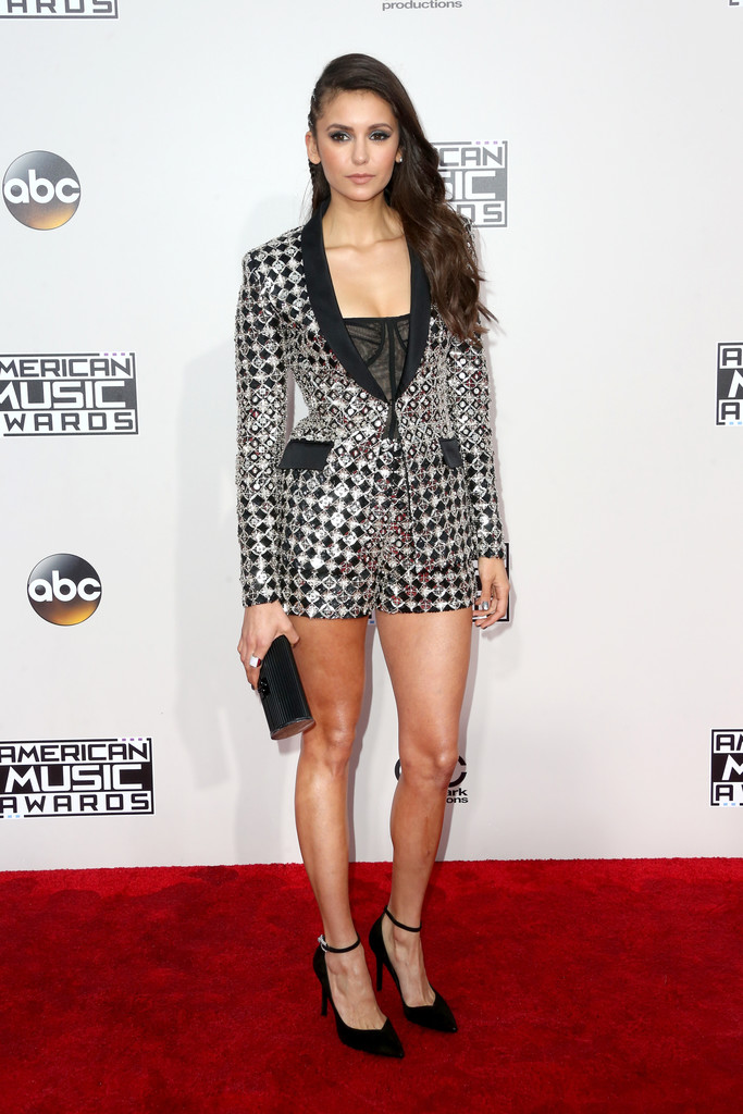 Nina Dobrev 1 - American Music Awards 2016: фотографии