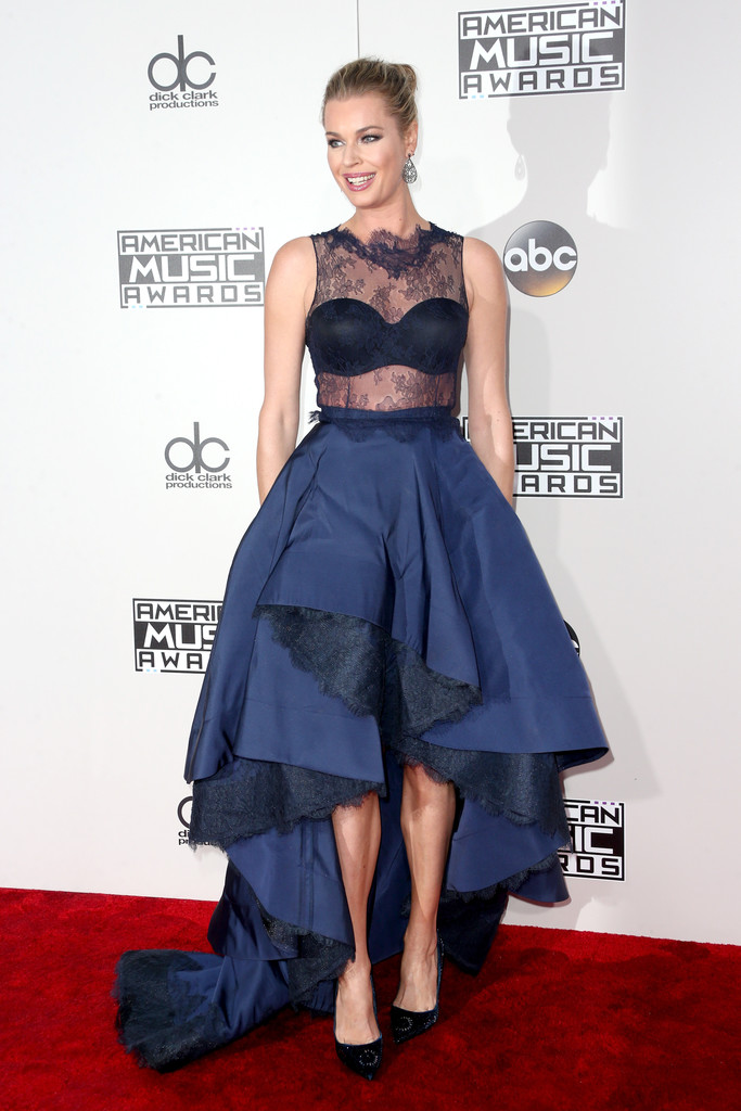 Rebecca Romijn - American Music Awards 2016: фотографии
