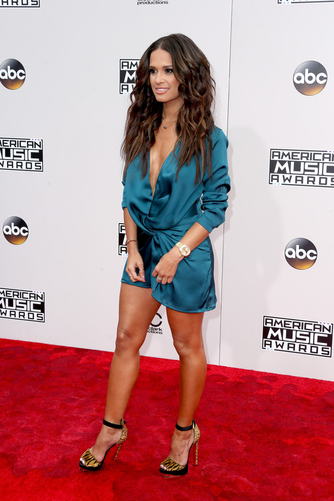 Rocsi Diaz - American Music Awards 2016: фотографии